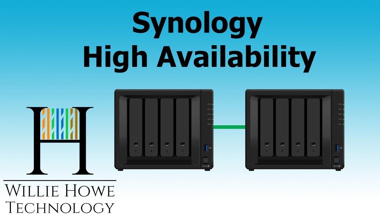 Synology High Availability Setup