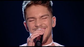 Matt Terry Blows Everyone Away with Jess Glynne's Take Me Home | Finals | The X Factor UK 2016