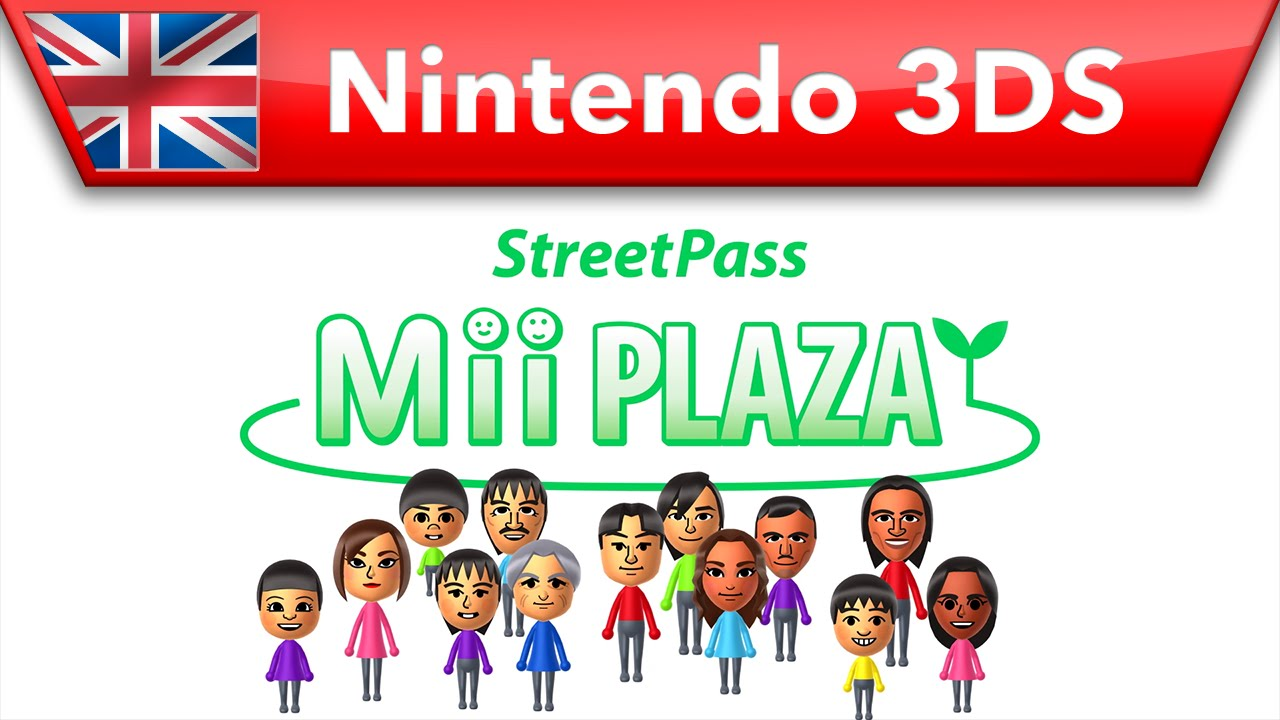 Streetpass Mii Plaza New Fast Paced Games And More Nintendo 3ds