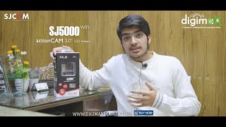 SJCAM SJ5000 Wifi Review Budget 1080p Action Camera Digimax Pakistan
