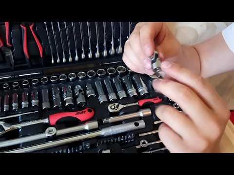 набор инструмента JTC H145C  145 предметов
