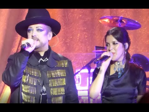 Culture Club - Church of the Poison Mind (Live - Morristown, NJ)