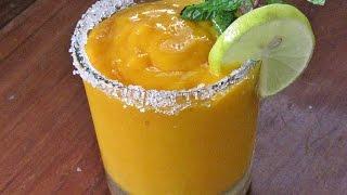 Mango Slush Recipe - Mango Recipes | Nisa Homey