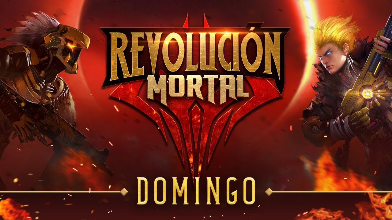 ⭐¡Revolución Mortal!⭐