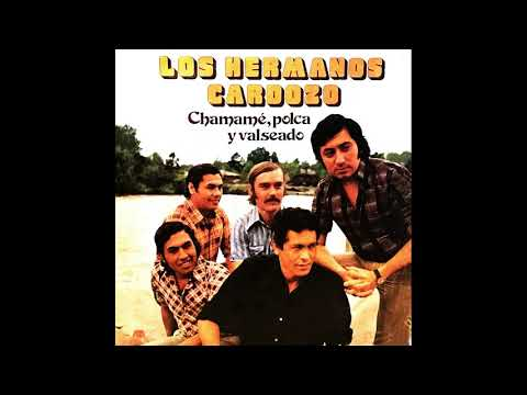 LOS HERMANOS CARDOZO - Chamamé, Polca Y Valseado (1976) Disco Completo