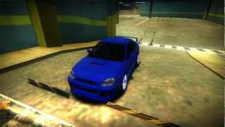 Need for Speed Most Wanted - Subaru Impreza WRX STi - Fitment/Stance