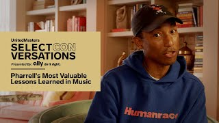 Pharrell Williams on the Importance of Ownership in Music and What to Watch Out For