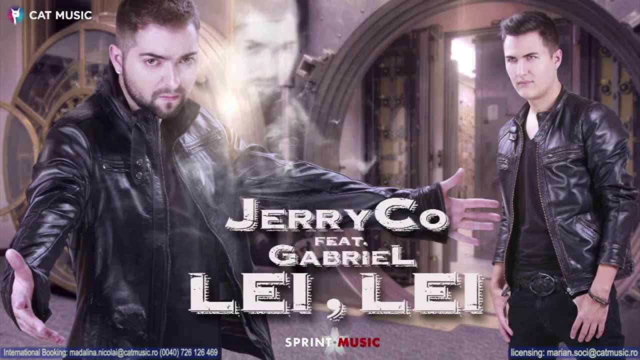 JerryCo feat. Gabriel — Lei, Lei (Official Single)