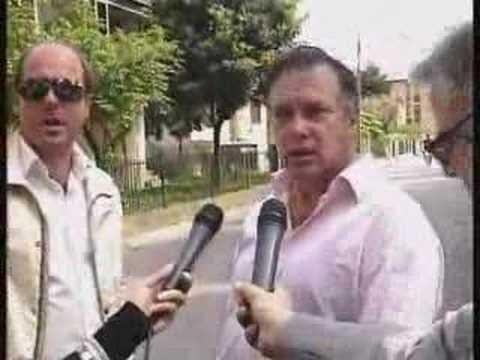 TG - INCENDIO DE LONGHI ( le interviste )