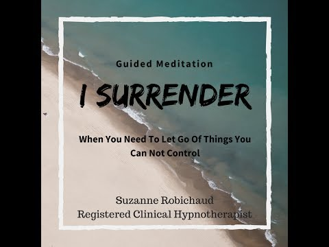 I Surrender Meditation