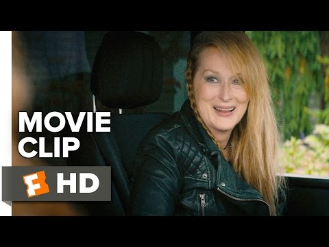 Ricki And The Flash Movie   Gray Hair 2015  Meryl Streep, Mamie Gummer HD