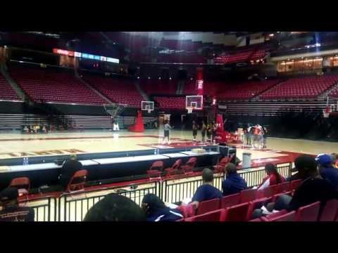 Maryland Post Player Ball Handling Drills