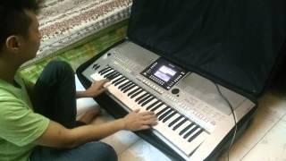 Mấy nhịp cầu tre ( remix ) organ bá Thoại