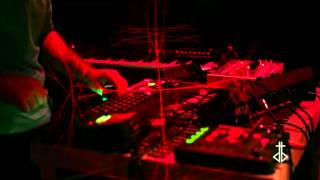 Hudson Glover - Hardware Jungle/Experimental Electronic @ Mercer SF 2/19/15