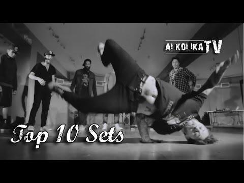 BBOY CASPER  Top 10 Sets