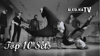BBOY CASPER - Top 10 Sets