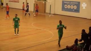 Liga Sport Zone, 20.ª jornada: Leões Porto Salvo 6 - 3 Viseu 2001