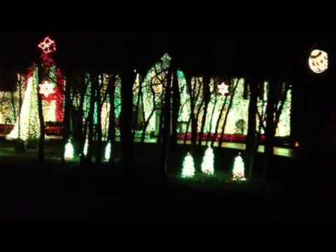 South Barrington Light show