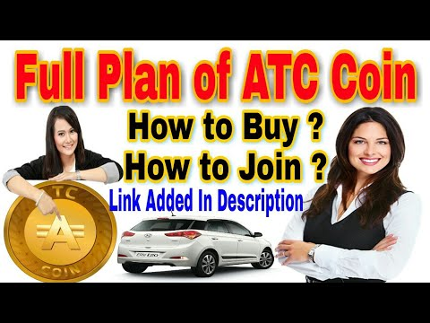FULL PLAN ABOUT ATC COIN (CRYPTOINBOX) FULL TOUTORIAL