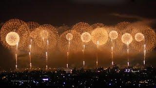 2015 長岡花火 フェニックス Revival prayer fireworks【Phoenix】 2015年8月2日 Nagaoka Fireworks festival