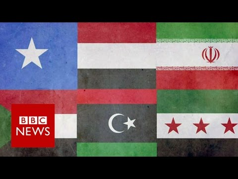Trump travel ban: What's in the new executive order?  BBC News