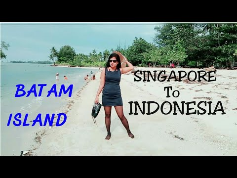 Singapore to Indonesia in just ₹2500 | Batam Island Indonesia Travel Guide |