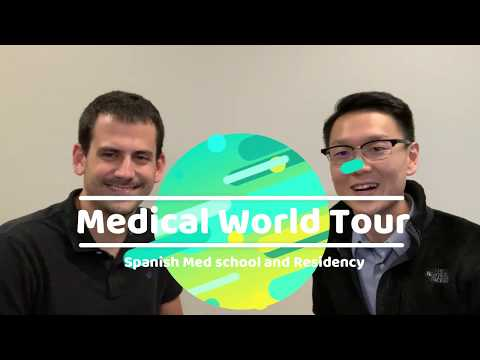 Spanish Medical School, Residency, and Neurology: Medical Wo