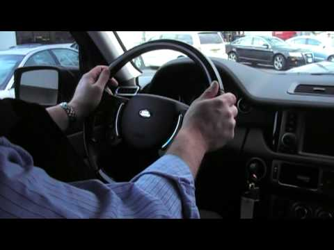 NJ Land Rover- Ken Beam shows `07 Range Rover 2/4 at Douglas VW in Summit New Jersey!