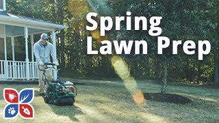 Do My Own Lawn Care  - Spring Lawn Preparation