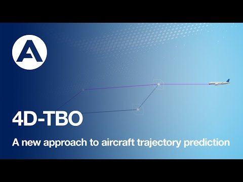 4D-TBO: a new approach to aircraft trajectory prediction