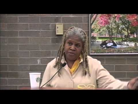 Karen Washington - Moving Forward Together: Solutions to Food Insecurity in our Communities