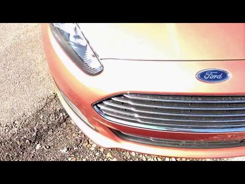 Dawn Ford Fiesta