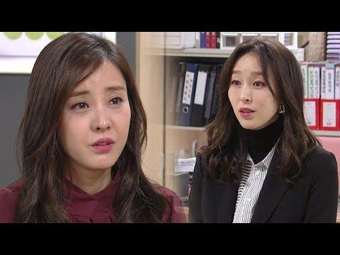 박은혜, 옥고운 통해 최자혜 진심 알게 돼... '눈물 글썽' @달콤한 원수 106회 20171107