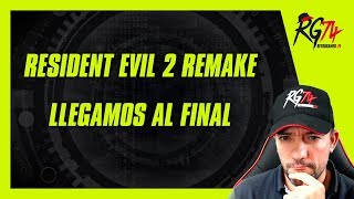 Resident Evil 2 Remake. Claire. 2nd Round.