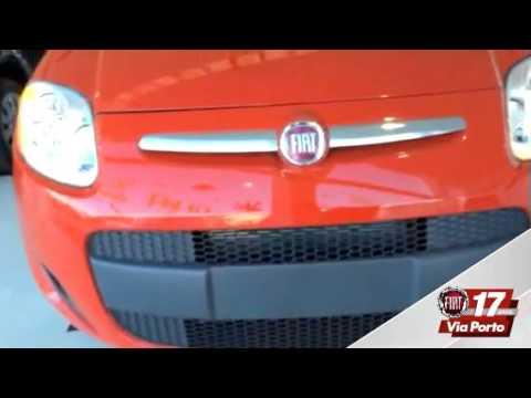 8535c5481 Promoção Novo Palio 2016 - Via Porto Fiat Curitiba - YouTube