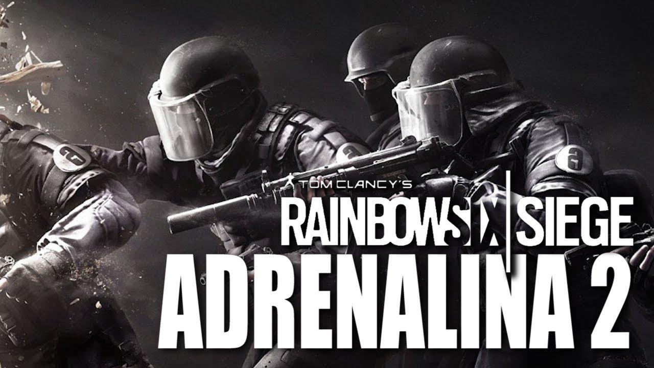 EKIPA R6S – Adrenalina 2