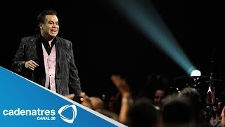 Juan Gabriel regresa al hospital en Las Vegas / Juan Gabriel returns to hospital in Las Vegas
