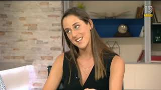 """ראיון עם מילי אינדיג מנכ""""לית פמיליסט (familist) בתוכנית הבוקר של אברי גלעד"""