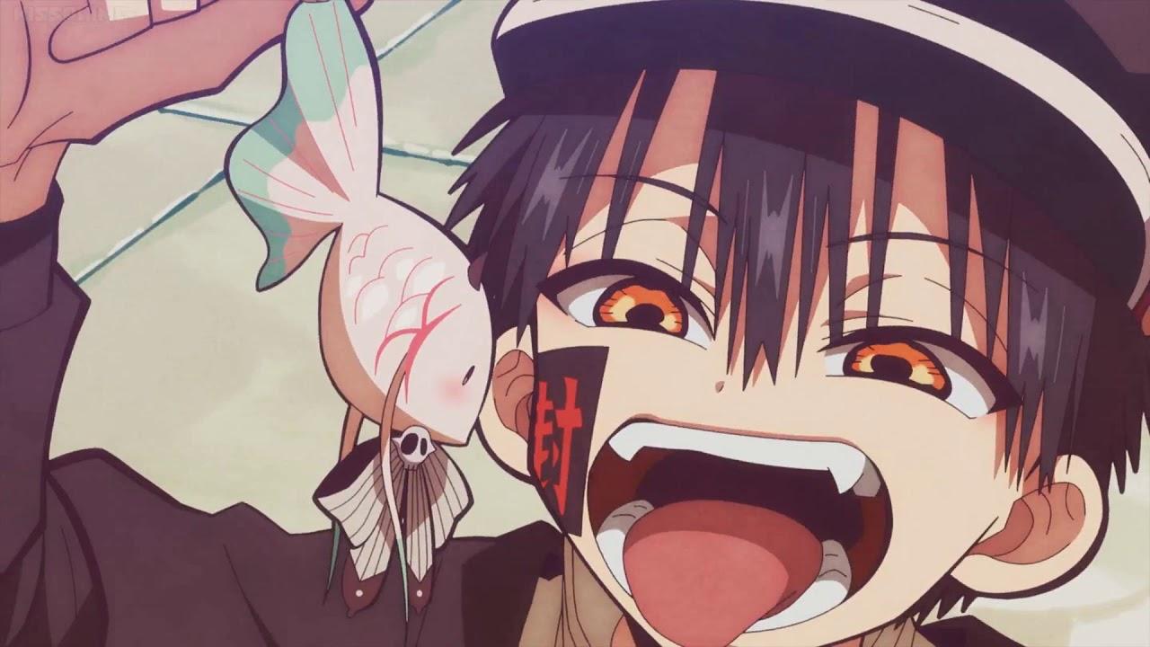 Hanako kun pfp / anime icons ♡ — · jibaku shounen hanako. Yashiro getting kidnapped by Tsukasa - YouTube
