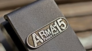 ARmA15 AR-15 Quick Wall Mount
