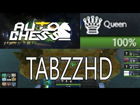 DOTA AUTO CHESS - QUEEN #16 GAMEPLAY / MAGE BUILD WITH COMMENTARY / GOOD PLAYER