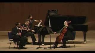 Piazzolla: Invierno porteno (Winter) Piano trio