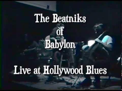 Little Boys -The Beatniks of Babylon Live at Hollywood Blues