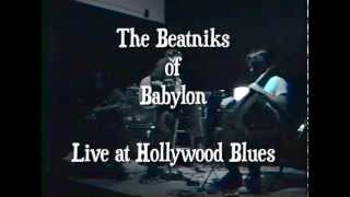 Little Boys -The Beatniks of Babylon Live at Hollywood Blues