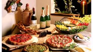 Italienische Küche (Итальянская кухня)