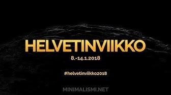 Helvetinviikko - day 1