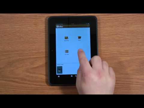 Epub Ebook To Amazon Kindle Fire HD