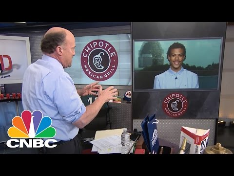 Chipotle Serves Up The American Dream | Mad Money | CNBC
