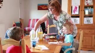 Travailler à l'ADMR auprès des familles