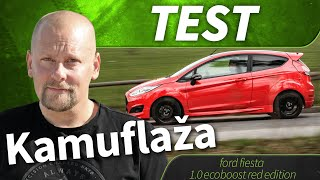 2015 ford fiesta 1.0 ecoboost red edition - test
